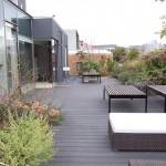 4階空中庭園