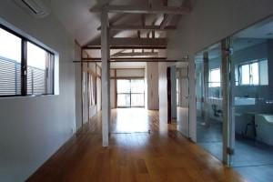 新代田,人気建築家による戸建てリノベーション(2階部分)【賃貸】※先行入居申し込みが入っています