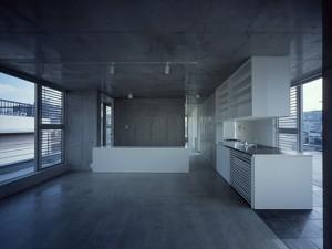 表参道,都心のライフスタイルに適応した最上階4階ペントハウスの様なデザイン空間【賃貸/SOHO/オフィス】