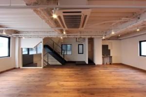六本木,ショールーム兼用におススメなリノベーションされた一棟ビル【賃貸/オフィス/店舗】