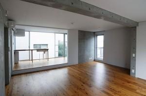 洗足,開放感のあるワンルームのデザイン空間【賃貸/SOHO可/オフィス可】