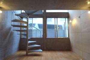 神楽坂の生活を大切なペットと共に過ごせるデザイナーズメゾネット空間【賃貸/SOHO/ペット】