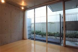 祐天寺,使い分け抜群な2部屋使いができるデザイン空間【賃貸】