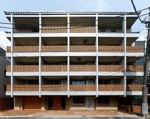 恵比寿,ブロックが織り成すナチュラルな快適空間【賃貸】