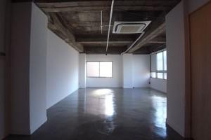 四谷,ラフでエッジの効いたリノベーション空間【賃貸/SOHO/オフィス】