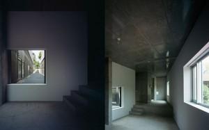 恵比寿,グッドデザイン賞受賞デザイナーズのSOHO向き1階1DKプラン【賃貸/SOHO可/ペット可】※お申込み中になります