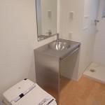 トイレ、洗面台(内装)