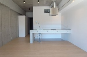 渋谷・恵比寿エリアの好立地でオープンキッチンを楽しむライフスタイル【賃貸】