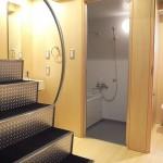 バスルーム、トイレ(下階)(風呂)