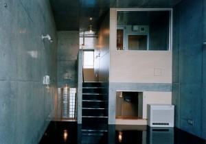 桜上水,スキップフロアでゆるく分かれた天井高のあるデザイン空間【賃貸】