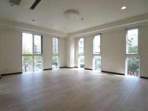 広尾,ラグジュアリーな白一色美しくスタイリッシュなデザイナーズタワー【賃貸/ペット可/SOHO可】※お申込み中になります