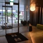 ホテル&レジデンス六本木(玄関)