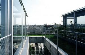 緑が丘,ライフスタイル志向度高めな屋上バルコニー付き正当派デザイナーズ【賃貸/SOHO/ペット】