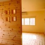 恵比寿フラット洋室(寝室)