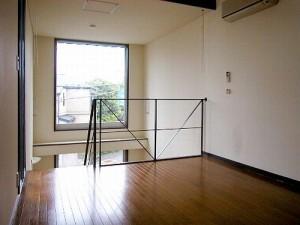 高輪台,小さなお庭がついたリーズナブルなテラスハウス(単身者限定)【賃貸】