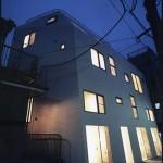 富ヶ谷アパートメンツ(外観)
