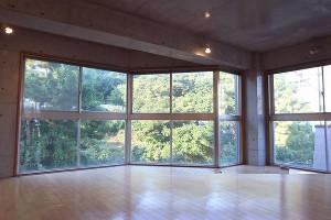 東麻布,緑越しに東京タワーを望む広いデザイナーズメゾネット空間【賃貸/SOHO可/オフィス可】