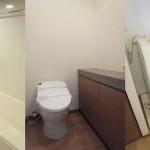 バスルーム、トイレ(内装)