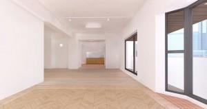永田町,専用駐車スペース2台分が付いた話題のデザインリノベオフィス・メゾネットプラン【賃貸/オフィス】