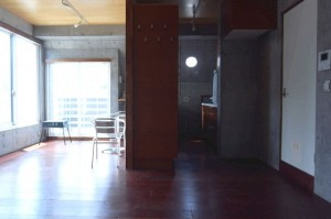 恵比寿,スタイリッシュ&ナチュラルなオリジナル感溢れるデザインに暮らす【賃貸/SOHO可/オフィス可/ペット可】