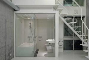 都立大学,パノラマティックなロフト付きワンルームデザイン空間【賃貸/SOHO可】