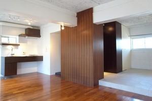 恵比寿,シャレた大人のためのレトロマンション内リノベーション空間【賃貸/SOHO可/オフィス可】