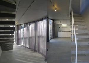 自由が丘,専用庭のある独立性の高いデザイン空間【賃貸/SOHO/オフィス】