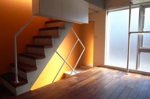 白金台,ライフスタイル志向のコンパクトなデザイナーズメゾネットルーム【賃貸/SOHO可/ペット可】