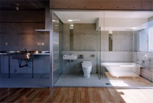 池袋,都会派のためのパーセプションデザイン(ワンルームプラン)【賃貸/SOHO】