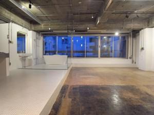 ニューヨークのLOFTのようなリノベーション空間【賃貸/SOHO可/オフィス可/スタジオ可】