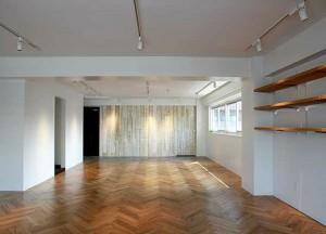 白金高輪,ヘリンボーンのデザインオフィスリノベ空間【賃貸/オフィス可/SOHO可】