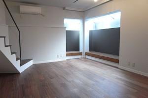 渋谷,低層ビル内メゾネットのデザインリノベーションSOHO【賃貸/SOHO/オフィス】