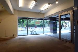 千駄ヶ谷,気持ち良い緑のロケーションの路面店舗オフィス【賃貸/店舗/オフィス】※お申込み中になります
