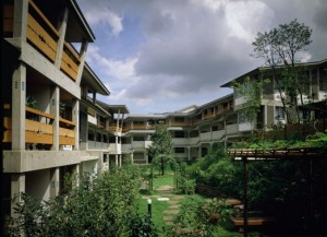 駒沢大学,豊かな環境の中、名建築と過ごす至福のひととき【賃貸/SOHO/オフィス/ペット】