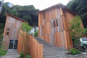 鎌倉,谷戸の風景が織りなす贅沢なデザイン空間(店舗、ギャラリー、SOHOプラン)【賃貸/SOHO/オフィス/店舗】