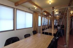 港区高輪の古民家を改装したつながるラボ誕生【賃貸/シェアオフィス/シェアハウス/SOHO/オフィス/コワーキングスペース】